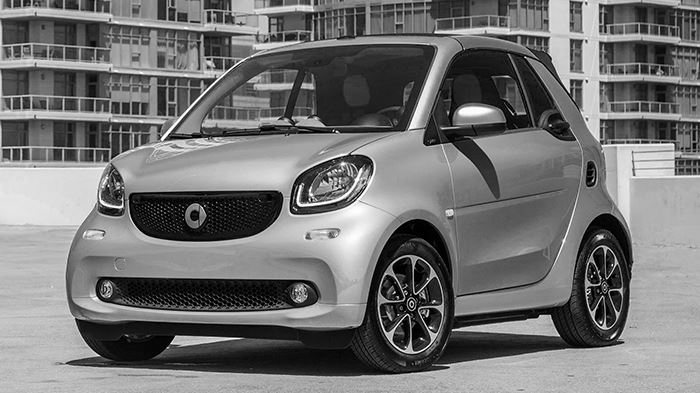 Smart Fortwo Cabriolet Car