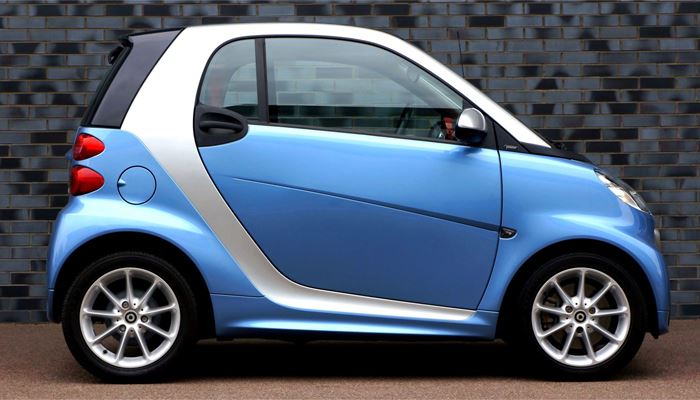 Smart Car - Fortwo