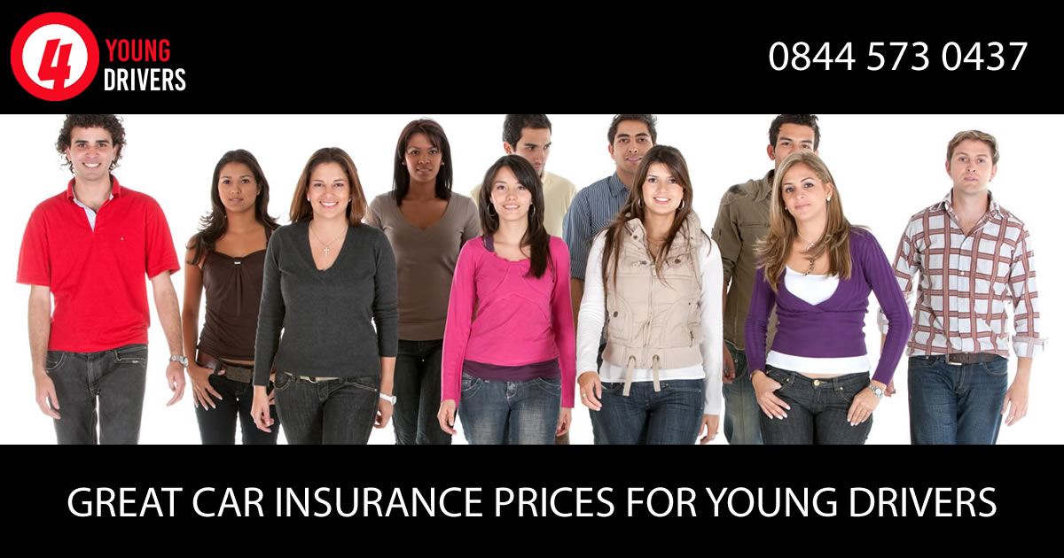 Young Driver Car Insurance For Under 25s 4 Young Drivers