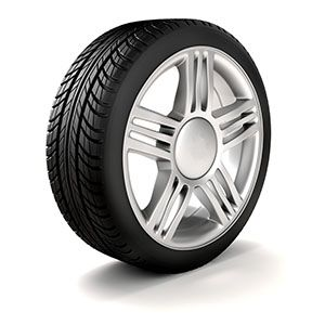 How to protect your alloy wheels from theft